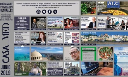 Casa Mediterráneo posa el focus en la literatura dels països riberencs durant la seua programació de juny
