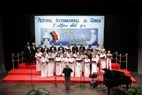 Festival Internacional de Coros de l'Alfàs - LOBLANC