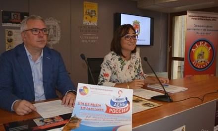 La concejala de Inmigración Mari Ángeles Goitia presenta los actos de la Semana de la Cultura Rusa en Alicante