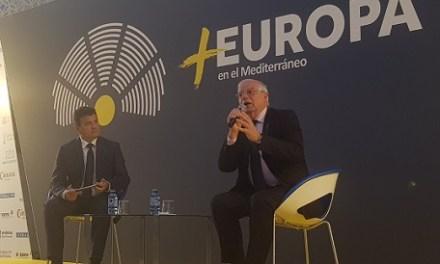 """Josep Borrell: """"hay que hacer un esfuerzo para que la gente entienda Europa"""""""