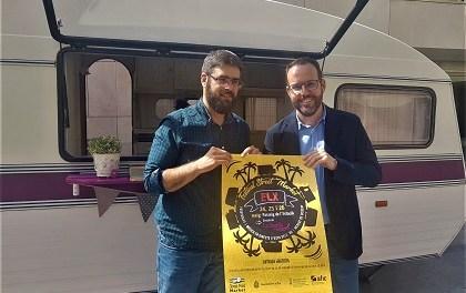 El Festival Elx Street Market llenará el Paseo de la Estación de gastronomía y música en directo