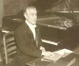 L'Institut Gil-Albert i el Conservatori Óscar Esplá recorden al compositor Rodríguez Albert en el 40 aniversari de la seua mort