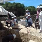 Guardamar se convertirá antes de fin de año en uno de los puntos más importantes del arqueoturismo del sudeste al abrir al público tres yacimientos arqueológicos
