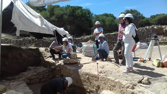Guardamar es convertirà abans de cap d'any en un dels punts més importants del arqueoturismo del sud-est en obrir al públic tres jaciments arqueològics