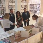 """El Ayuntamiento de Alicante y la Obra Social """"la Caixa"""" firman un convenio para el desarrollo de actividades de carácter social en el Museo de Arte Contemporáneo de Alicante"""