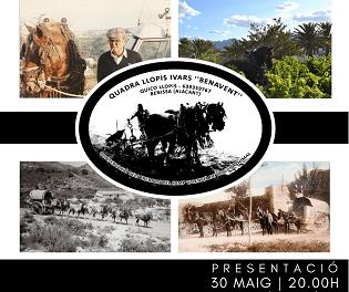 """Mutxamel presenta el documental """"Gent de Carro"""" para promover y conservar el mundo rural valenciano"""
