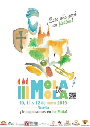 """Mola La Mola"" centra el focus turístic a l'entorn del Castell de la Mola de Novelda"