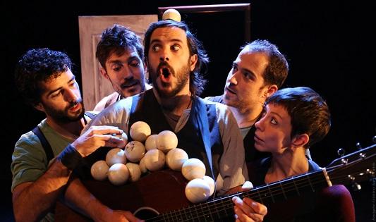 Música, danza y circo, todo en una semana en el Teatro Principal de Alicante