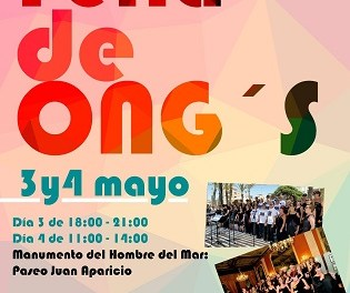 Torrevella acull la tradicional Fira d'ONG's els dies 3 i 4 de maig