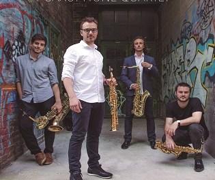 El cuarteto de saxofonistas Fukio actúa en el Palacio de la Música de Torrevieja el próximo 12 de mayo