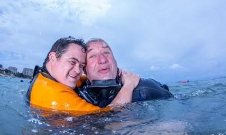 Voluntaris de la Universitat d'Alacant participaran el 1 de juny en la III Jornada de la Mar Solidària d'Alacant, el major esdeveniment per a discapacitats en el mar