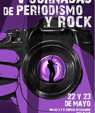 L'Escola de Rock de la UMH celebra les 5a Jornades de Periodisme i Rock, que se celebren el 22 i el 23 de maig