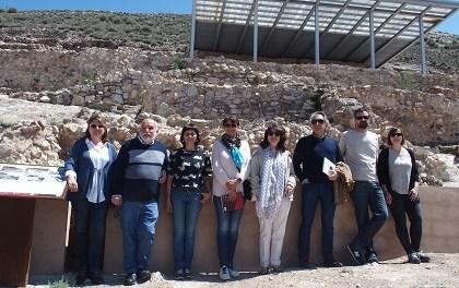 La Universitat d'Alacant reforça el seu suport al Cabezo Redondo de Villena