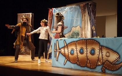 Teatre escolar en anglés en la Kakv de Villena