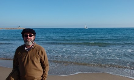 Cruzamos el puente de los espejos amb…Mariano Sánchez Soler: la febre que il·lumina les paraules
