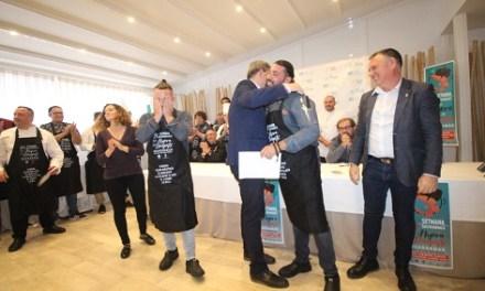 El primer premio del 5º concurso nacional de la Ñora y el Langostino de Guardamar viaja hasta Santa Cruz de Tenerife