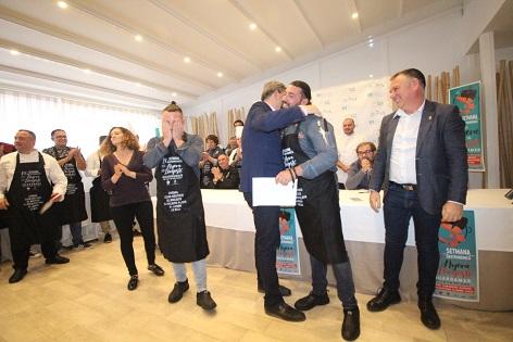 El primer premi del 5é concurs nacional de la Nyora i el Llagostí de Guardamar viatja fins a Santa Cruz de Tenerife