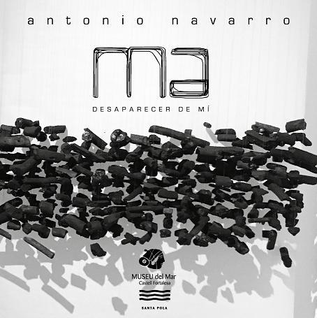"""""""MA"""" de Antonio Navarro se inaugura en el Museo del Mar el viernes 14 de junio a las 19:30 h."""