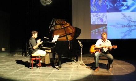 Ciclo Conectando corazones el jueves 13 de junio: piano y guitarras inspiradores
