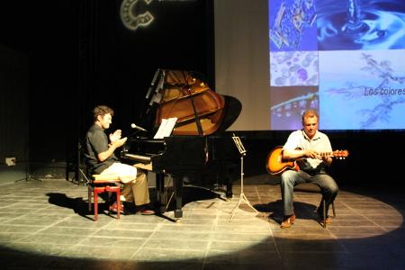 Cicle Connectant Cors el dijous 13 de juny: piano i guitarres inspiradors