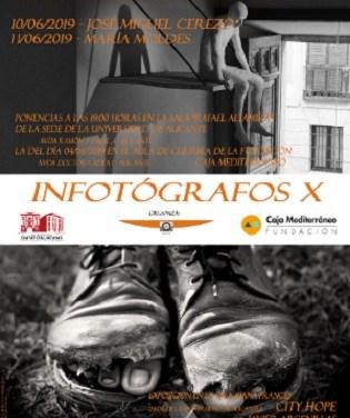 Ciclo INFOTOGRAFOS en la Sede Universitaria de Alicante