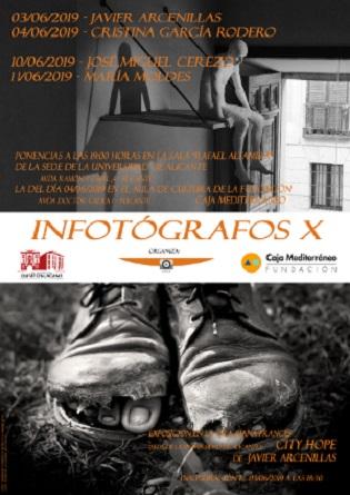 CicleINFOTOGRAFOS X a la Seu Universitària d'Alacant