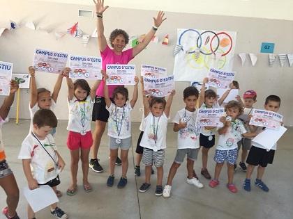 105 niñas y niños participarán en el Campus d'Estiu Eduardo Latorre de Alcoy