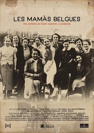 L'Alfàs acull dimecres que ve la projecció del documental 'Les Mamàs belgues'