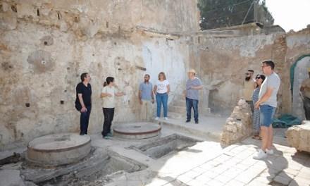 El Ayuntamiento de l'Alfàs y la Universidad de Alicante colaboran en la reconstrucción virtual del Molí de Mànec