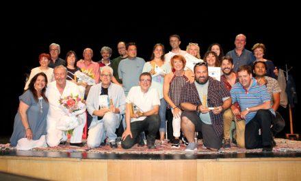 La comedia 'Suspicacia' premio a la mejor obra de la 29 Mostra de Teatre de Dénia por elección del público