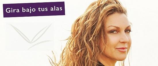 Niña Pastori actúa este sábado sobre el escenario del Auditorio de Torrevieja para mostrar 'Bajo tus alas'
