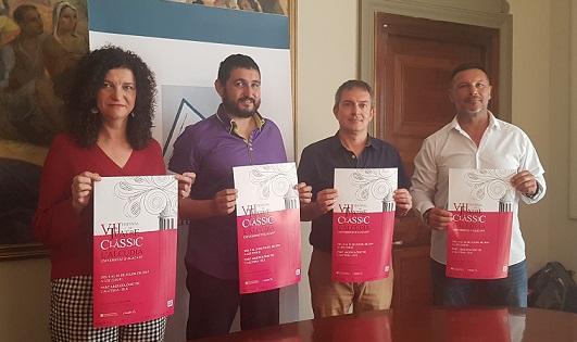 La VII edición del Festival de Teatro Clásico L'Alcúdia – Universidad de Alicante cuenta con Aristófanes, Shakespeare, Sófocles y Eurípides
