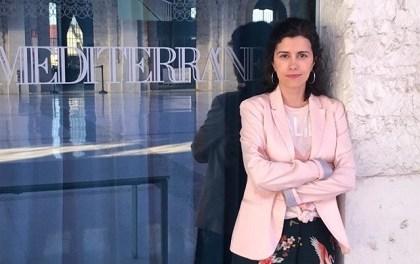 """Olga Rodríguez: """"Reivindico un periodismo comprometido con la realidad y, por lo tanto, con los derechos humanos"""""""