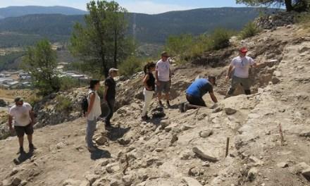 Les excavacions de El Castellar d'Alcoi treuen a la llum l'antic  AL-QüY