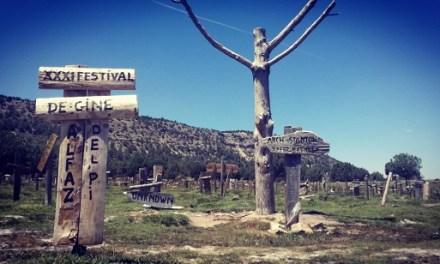 El 31 Festival de Cine de l'Alfàs del Pi estrena tumba en el mítico cementerio de Sad Hill