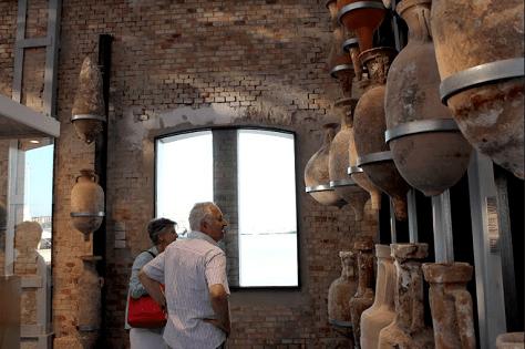 El Museu de la Mar de Dénia canvia l'horari d'obertura