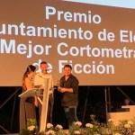 La clausura del Festival de Cine Independiente de Elche con la Palmera de Plata para la actriz catalana Assumpta Serna