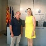 La edil de Cultura, Marga Antón, anticipa la programación del Gran Teatro de Elche para la temporada de septiembre a enero
