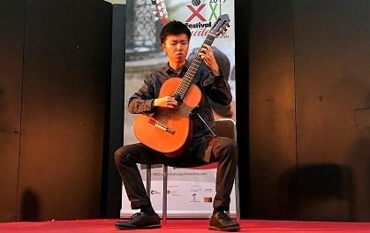 Yuki Saito se alza con el primer premio del XVII Concurso Internacional de Guitarra 'Ciutat d'Elx'