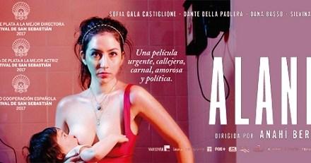 """La pel·lícula """"ALANIS"""" en el Teatre Arniches aquest dijous"""