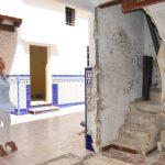 La Casa-Museo Ingeniero Mira de Guardamar en trabajos de rehabilitación y musealización