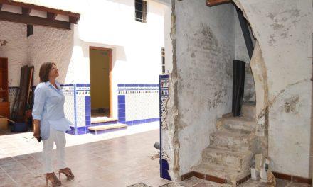 La Casa-Museu Enginyer Mira de Guardamar en treballs de rehabilitació i musealización