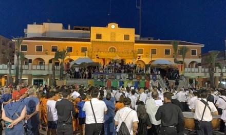 Guardamar rememora de manera festiva i amb rigor històric el mil·lenari pacte de Tudmir entre cristians i musulmans