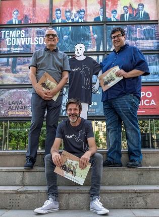 Paco Roca presenta un còmic exclusiu per a l'IVAM