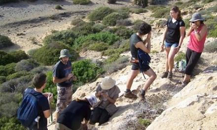 La Fundación Cidaris reactiva los trabajos en el Yacimiento Cueva Victoria de Cartagena