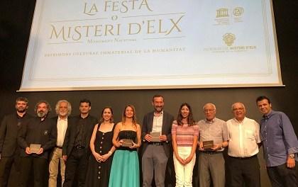 El Misteri ya cuenta con el nuevo disco para garantizar la preservación de la Festa en alta calidad