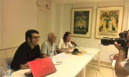 """El Patronat presenta el documental """"Elx En Festa"""" per a explicar l'essència del Misteri"""