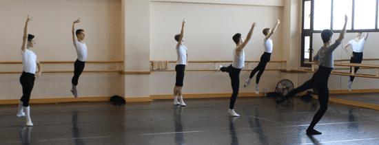 El Conservatori de Dansa de Novelda acull el Russian Masters Ballet