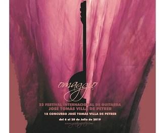 Más de 80 músicos de todo el mundo ya se encuentran en Petrer para participar en el Festival Internacional de Guitarra