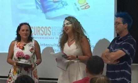 """La concejala María Conejero de Alicante abre el curso sobre """"Mediación intercultural en contextos multiétnicos"""" que se desarrolla en la Universidad de verano de la UA"""